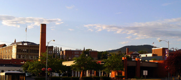 Helena-Skyline-showing-Central-School
