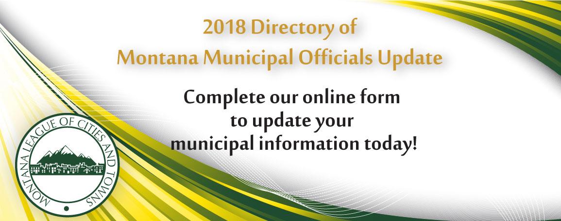 Directory Updates